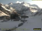 Archiv Foto Webcam Gletsch Furka Bergstrecke 02:00