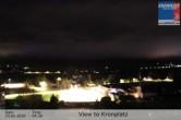 Archiv Foto Webcam Von Reischach im Pustertal Richtung Kronplatz 22:00