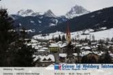 Archiv Foto Webcam Blick auf Welsberg (Gsieser Tal, Südtirol) 00:00