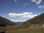Archived image Webcam View towards village San Sigismondo (Val Pusteria) 04:00