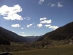 Archived image Webcam View towards village San Sigismondo (Val Pusteria) 08:00