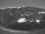 Archiv Foto Webcam Blick vom Getzenberg auf Kiens im Pustertal (Südtirol) 22:00