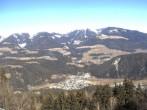 Archiv Foto Webcam Blick vom Getzenberg auf Kiens im Pustertal (Südtirol) 06:00