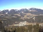 Archiv Foto Webcam Blick vom Getzenberg auf Kiens im Pustertal (Südtirol) 08:00