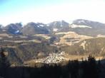 Archiv Foto Webcam Blick vom Getzenberg auf Kiens im Pustertal (Südtirol) 10:00