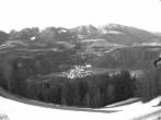 Archiv Foto Webcam Blick vom Getzenberg auf Kiens im Pustertal (Südtirol) 12:00