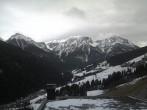 Archiv Foto Webcam Hotel Hubertus in Olang - Blick Richtung Dolomiten 08:00