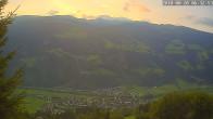 Archiv Foto Webcam Ferienhaus Enzian Blickrichtung Aschau im Zillertal 05:00