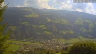 Archiv Foto Webcam Ferienhaus Enzian Blickrichtung Aschau im Zillertal 10:00