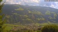 Archiv Foto Webcam Ferienhaus Enzian Blickrichtung Aschau im Zillertal 11:00