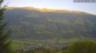 Archiv Foto Webcam Ferienhaus Enzian Blickrichtung Aschau im Zillertal 16:00