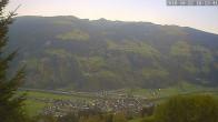 Archiv Foto Webcam Ferienhaus Enzian Blickrichtung Aschau im Zillertal 17:00
