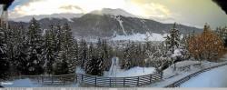 Archiv Foto Webcam Bergstation Schatzalp Bahn 02:00