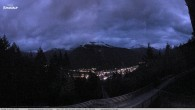 Archived image Webcam Schatzalp Bahn 22:00