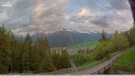 Archived image Webcam Schatzalp Bahn 00:00