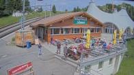 Archiv Foto Webcam Rigi Restaurant Bahnhöfli 08:00