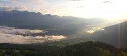 Archiv Foto Webcam Hochwurzen 4 Berge Skischaukel 00:00