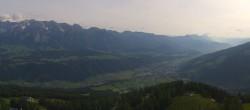Archiv Foto Webcam Hochwurzen 4 Berge Skischaukel 02:00