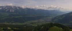 Archiv Foto Webcam Hochwurzen 4 Berge Skischaukel 04:00