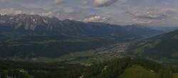 Archiv Foto Webcam Hochwurzen 4 Berge Skischaukel 10:00