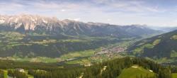 Archiv Foto Webcam Hochwurzen 4 Berge Skischaukel 06:00