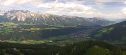 Archiv Foto Webcam Hochwurzen 4 Berge Skischaukel 08:00