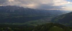 Archiv Foto Webcam Hochwurzen 4 Berge Skischaukel 12:00