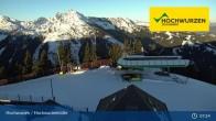 Archiv Foto Webcam Hochwurzen: Bergstation 01:00