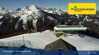 Archiv Foto Webcam Hochwurzen: Bergstation 03:00