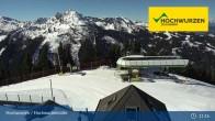 Archiv Foto Webcam Hochwurzen: Bergstation 05:00