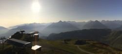 Archiv Foto Webcam Unterberg Mayrhofen 02:00