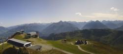 Archiv Foto Webcam Unterberg Mayrhofen 06:00