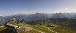 Archiv Foto Webcam Unterberg Mayrhofen 08:00