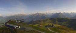 Archiv Foto Webcam Unterberg Mayrhofen 10:00