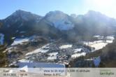 Archiv Foto Webcam St. Vigil in Enneberg im Südtiroler Pustertal (1.500 m) 02:00