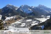 Archiv Foto Webcam St. Vigil in Enneberg im Südtiroler Pustertal (1.500 m) 04:00