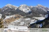 Archiv Foto Webcam St. Vigil in Enneberg im Südtiroler Pustertal (1.500 m) 08:00