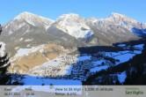 Archiv Foto Webcam St. Vigil in Enneberg im Südtiroler Pustertal (1.500 m) 10:00