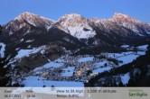 Archiv Foto Webcam St. Vigil in Enneberg im Südtiroler Pustertal (1.500 m) 12:00