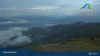 Archiv Foto Webcam Schmitten: Bergstation des zellamseeXpress 23:00