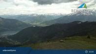 Archiv Foto Webcam Schmitten: Bergstation des zellamseeXpress 09:00