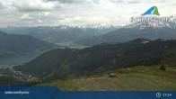 Archiv Foto Webcam Schmitten: Bergstation des zellamseeXpress 11:00