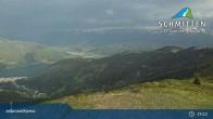 Archiv Foto Webcam Schmitten: Bergstation des zellamseeXpress 13:00