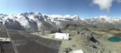 Archiv Foto Webcam Zermatt: Gornergrat Bergstation 06:00