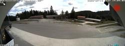Archiv Foto Webcam Arber: Hohenzollern Skistadion 08:00