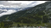 Archived image Webcam Glacier Creek Blackcomb Cam 23:00