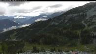 Archived image Webcam Glacier Creek Blackcomb Cam 01:00