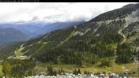 Archived image Webcam Glacier Creek Blackcomb Cam 05:00