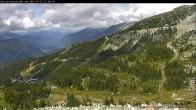 Archived image Webcam Glacier Creek Blackcomb Cam 09:00