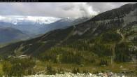 Archived image Webcam Glacier Creek Blackcomb Cam 07:00